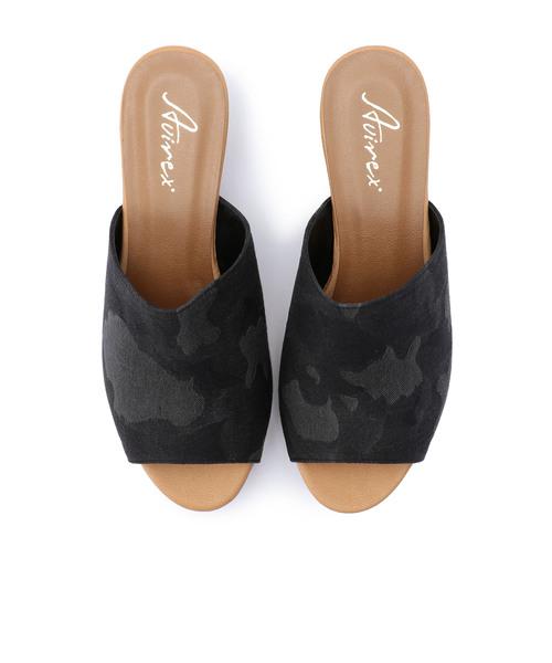 AVIREX/アヴィレックス/ ウェッジソールサンダル/Wedge sole sandal