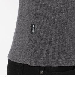 デイリー ワッフル ロングスリーブ Vネック ティーシャツ/ DAILY WAFFLE L/S V NECK T-SHIRT