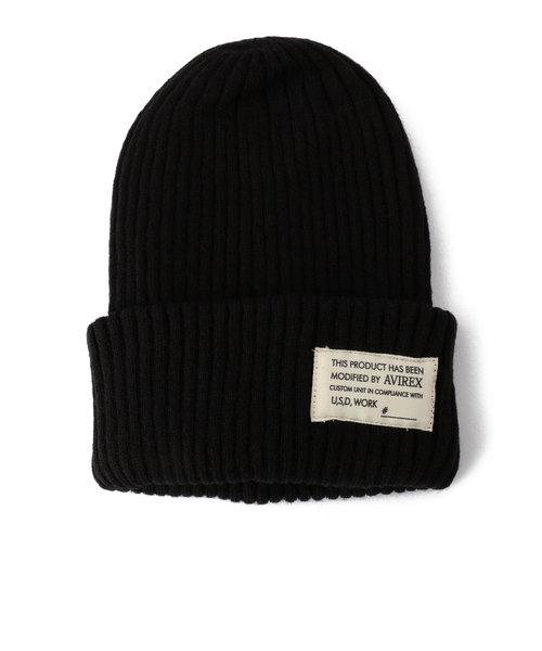 ニットワッチ/ KNIT WATCH CAP