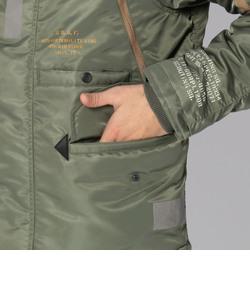 マルチ ポケット ステンシル エヌスリー/ MULTI POCKETS STENCIL N-3