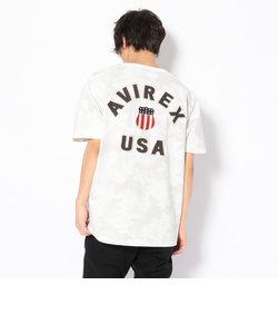 バーシティー Tシャツ/SIGNATURE VARSITY T-SHIRT