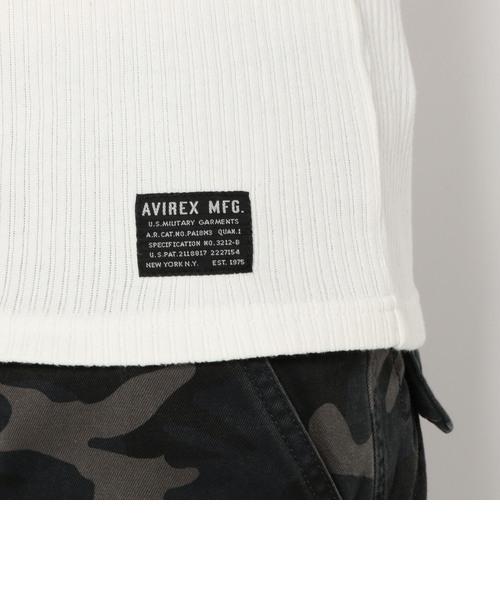 直営店限定/ 長袖 ハイネック ティーシャツ/ L/S RIB HI NECK T-SHIRT