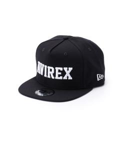 アヴィレックス×ニューエラ ロゴキャップ/ AVIREX×NEW ERA LOGO CAP