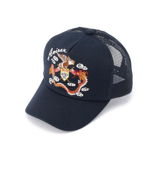 スーベニア メッシュ キャップ/ SOUVENIR MESH CAP