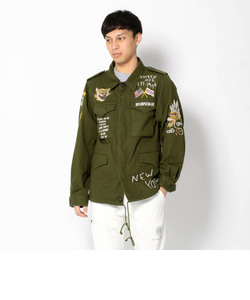 M-43 ジャケット/EMBROIDERY M-43 JACKET