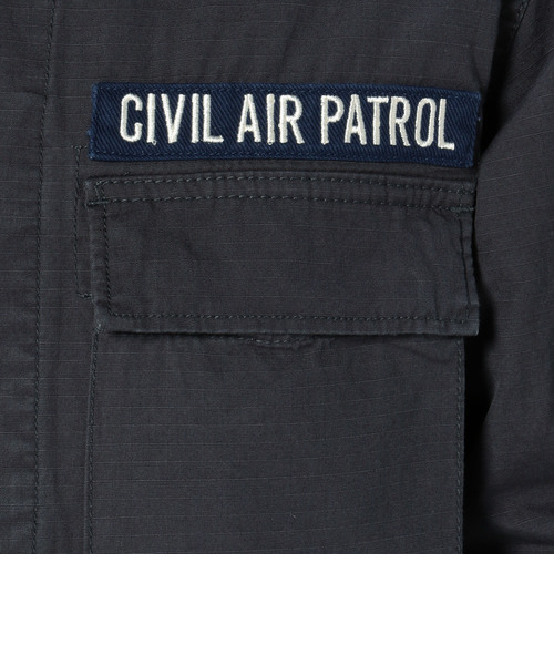 シヴィル エア パトロール BDU ジャケット/CIVIL AIR PATROL BDU JACKET