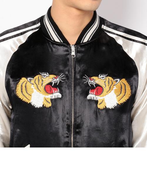 スカジャケット タイガー&ドラゴン/  SUKA JACKET TIGER&DRAGON