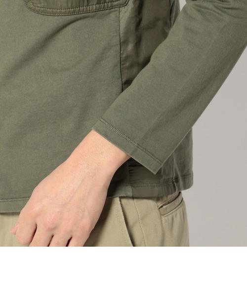 マテリアル コンビ ミリタリー Tシャツ/MATERIAL COMBI MILITARY T-SHIRT
