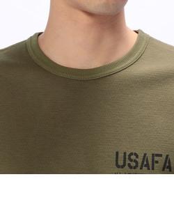 コーデュラ ミックス ワッフルTシャツ/S/S COARDURA MIX WAFFLE T-SHIRT