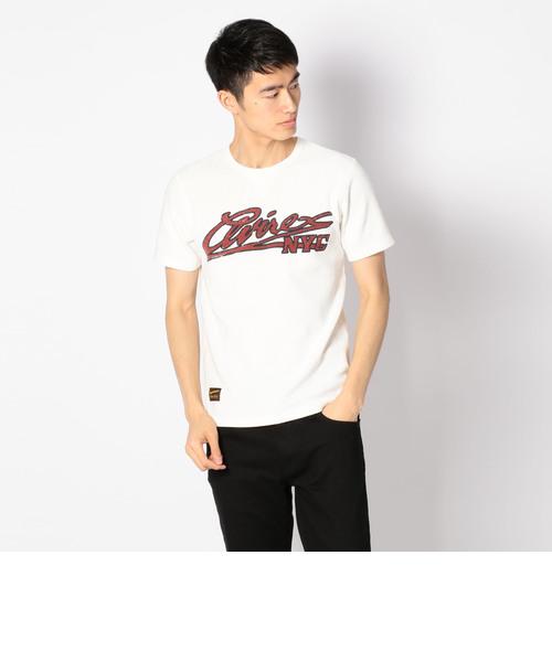 半袖 ダブルフェイス Tシャツ/ S/S DOUBLE FACE T-SHIRT