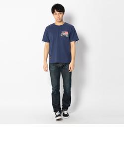 パッチド ヴァーシティーTシャツ/PATCHED VARSITY T-SHIRT