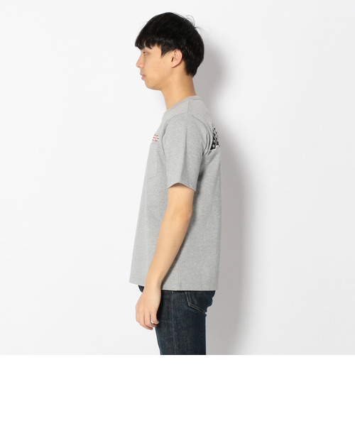星条旗 クルーネック Tシャツ/STARS & STRIPES CREW NECK T-SHIRT