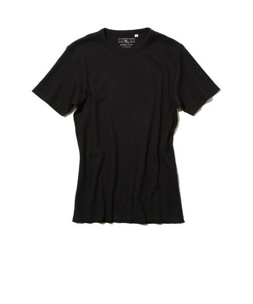 AVIREX/アヴィレックス/デイリー 半袖 サーマル クルーネック Tシャツ/DAILY S/S THERMAL Tシャツ