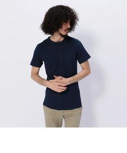 AVIREX/アヴィレックス/デイリー 半袖 サーマル ヘンリーネック Tシャツ/ THERMAL HENRY NECK T-SHIRT
