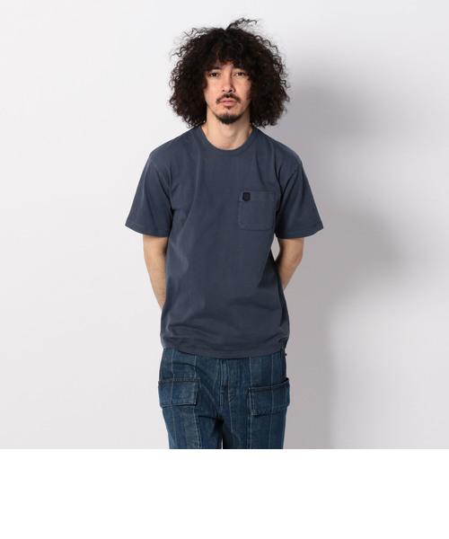 avirex/ アヴィレックス / DAILY PROCESSING POCKET ONE POINT T-SHIRT/デイリー 加工 ポケットTシャツ