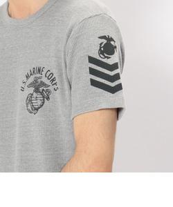 avirex/ アヴィレックス /半袖 USMC ワッフル Tシャツ/USMC WAFFLE T-SHIRT