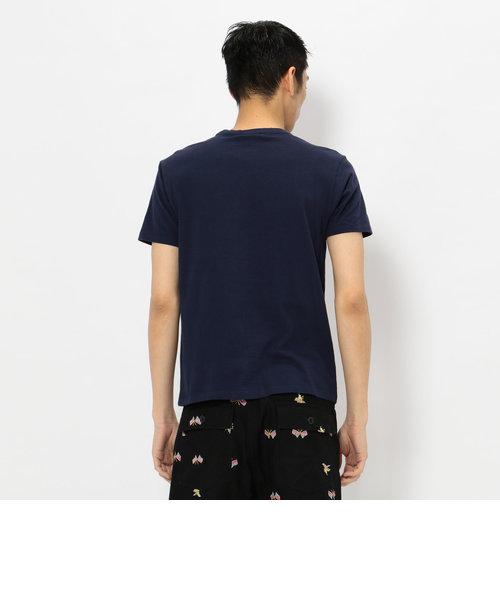AVIREX/アヴィレックス /半袖 アメリカン コットン アスレチック Tシャツ/USA COTTON AFA ATHLETIC T-SHIRT