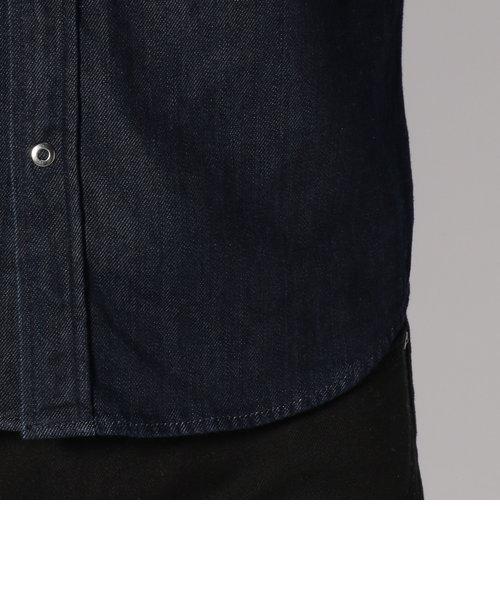 タイプブルー七分袖 ステッチシャツ/ TYPE BLUE 3/4SL STICHING SHIRT
