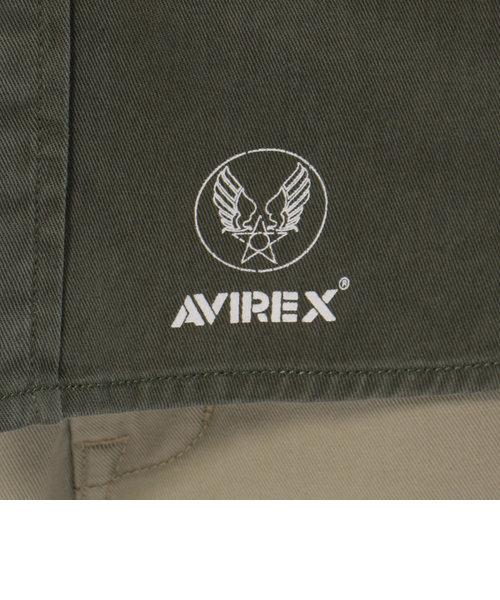 AVIREX/アヴィレックス/長袖 レギュラー シャツ/DAILY L/S REGULAR SHIRT
