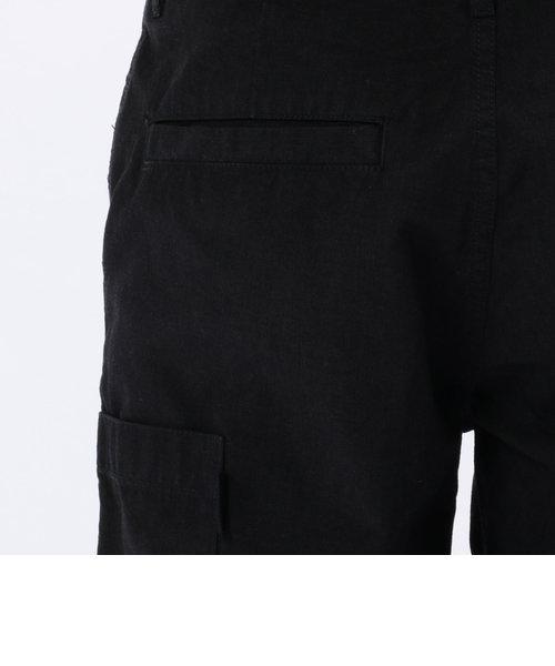 【直営店舗限定】コーデュラ ミックス テープ アジャスト クロップドパンツ/CORDURA MIX TAPE ADJUST CROPPED PANT
