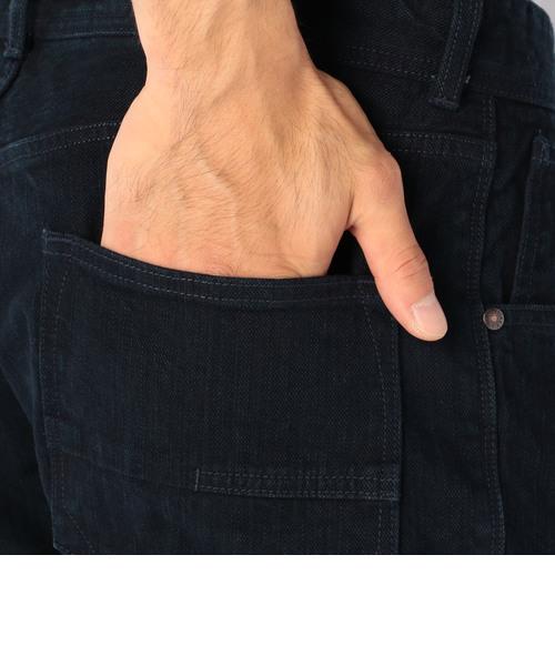 【直営店舗限定】 avirex/アヴィレックス/ TYPE BLUE DENIM 5POCKET PANTS/ タイプブルー デニム5ポケットパンツ