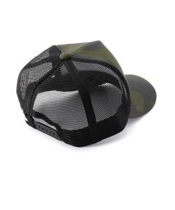 avirex/ アヴィレックス / CAMOUFLAGE STENCIL MESH CAP/ 迷彩 ステンシル メッシュキャップ