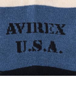 avirex/アヴィレックス/ 2P ソックス/ 2P SOCKS/ アンクルソックス