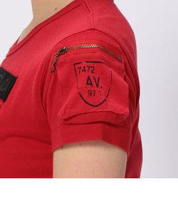 AVIREX/アヴィレックス/半袖ファティーグ ティーシャツ/FATIGUE T-SHIRT