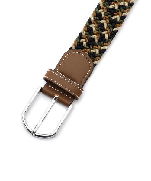 【ウイメンズ】AVIREX/アヴィレックス/編みベルト/Braiding Belt