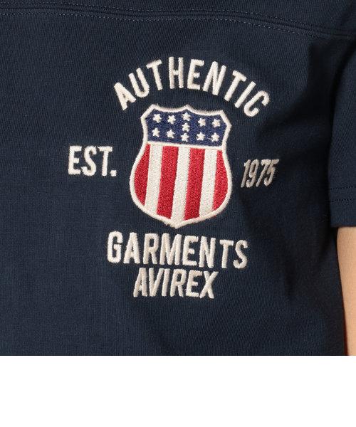 半袖 バーシティー Tシャツ/ S/S VARSITY T-SHIRT