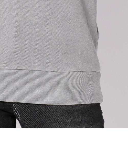 ミリタリー ポケット コンビ チェック スウェット/ MILITARY POCKET COMBI CHECK SWEAT/