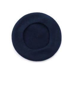 シンプルバスクベレー帽/ SIMPLE BASQUE BERET