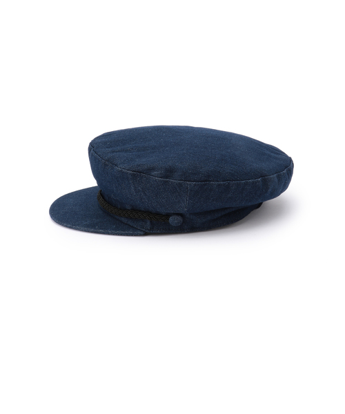 デニム フィッシャーマン キャップ/ DENIM MARIN CAP