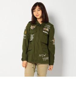 刺繍 M-43 ジャケット/EMBROIDERY M-43 JACKET