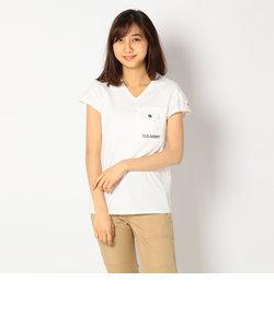 パッチド ポケット ティーシャツ/ S/S PATCHD POCKET TEE