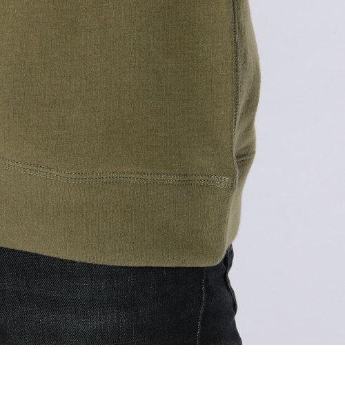 avirex/アヴィレックス/長袖 リバーシブル プリントクルーネックTシャツ/REVERSIBLE PRINT CREW NECK T-SHIRT