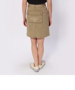 バックポケット スカート/BACK POCKET SKIRT