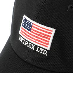 avirex/アヴィレックス/ Kid's BASEBALL CAP STARS and STRIPES/ キッズベースボールキャップ -星条旗