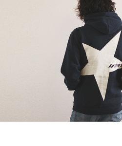 【WEB&DEPOT限定】ビッグスター プルパーカー/BIG STAR PULL PARKA/AVIREX/アヴィレックス