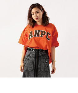 AVIREX/ アヴィレックス/ L- S/S DROP SHOULDER TEE  ''ANPC''/ ドロップショルダー ティーシャツ