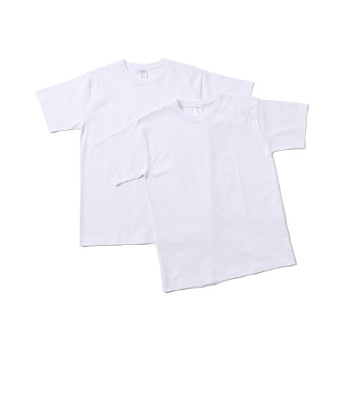 AVIREX/アヴィレックス/デイリー2パック 半袖クルーネックTシャツ/DAILY 2-PACK CREW NECK TEE