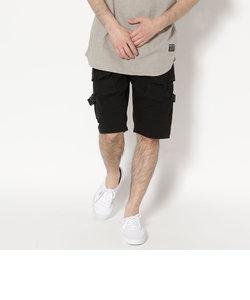 PDW/バックル カーゴ ショーツ/BUCKLE CARGO SHORT PANT