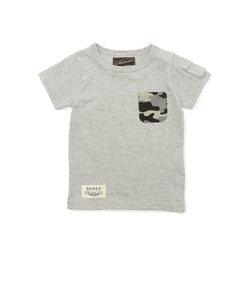 AVIREX/アヴィレックス/ 迷彩ポケット Tシャツ/ CAMOUFLAGE POCKET T-SHIRT