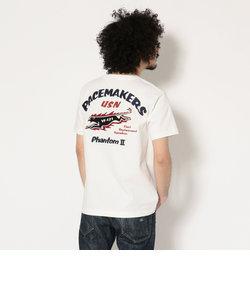 AVIREX/アヴィレックス/半袖 クルーネック Tシャツ ペースメーカーズ/CREW NECK T-SHIRT PACEMAKERS