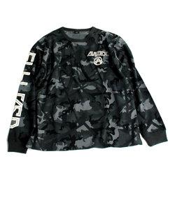 【AVIREX STREET GEAR/ROAD】AVIREX/アヴィレックス/ロード 長袖 Tシャツ/ROAD L/S T-SHIRT