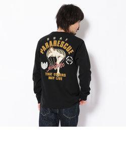 ピンナップガール Tシャツ/U.S.A.F.PINUP GIRL T-SHIRT