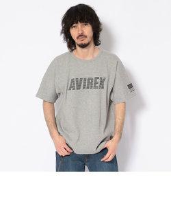 ハニカム ヴァーシティ Tシャツ/HONEYCOMB YOKE SLEEVE VARSITY T-SHIRT