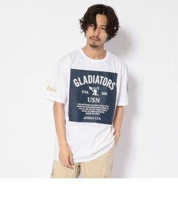 #プリントTシャツ グラディエイター/PRINT T-SHIRT GLADIATORS