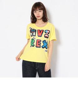 WOMEN'S/ロゴTシャツ/BOXER JUNTARO/ボクサージュンタロー