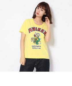 WOMEN'S/フロッグマンTシャツ/BOXER JUNTARO/ボクサージュンタロー
